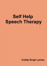 Self Help Speech Therapy