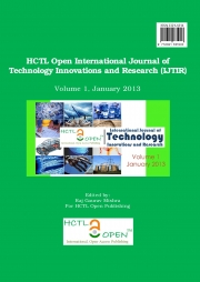 HCTL Open International Journal of Technology Innovations and Research (IJTIR)