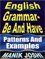 English Grammar- Be and Have (eBook)