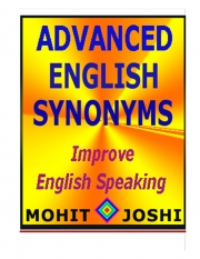 Advanced English Synonyms (eBook)