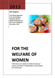 For the Welfare of Women (eBook)