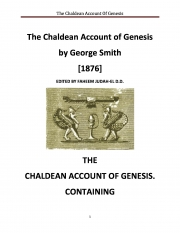 THE CHALDEAN ACCOUNT OF GENESIS (eBook)