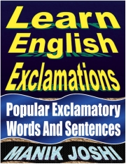 Learn English Exclamations (eBook)