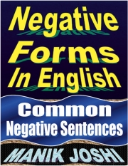 Negative Forms in English (eBook)