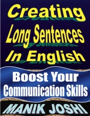 Creating Long Sentences in English (eBook)