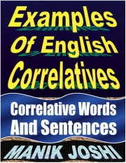 Examples of English Correlatives (eBook)