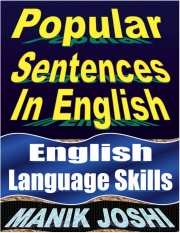 Popular Sentences in English (eBook)
