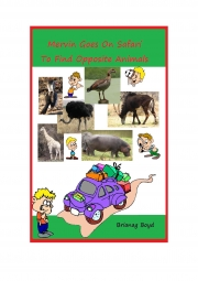 Mervin Goes On Safari To Find Opposite Animals (eBook)