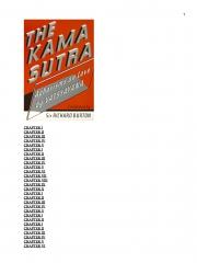 The Kama Sutra of Vatsyayana, by Vatsyayana (eBook)