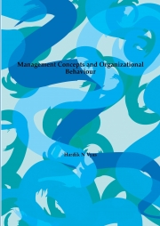 Management Concepts & Organizational Behaviour