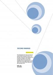 SECOND INNINGS (eBook)