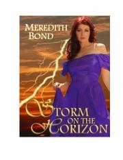 Storm On The Horizon, a paranormal Regency romance novella (eBook)