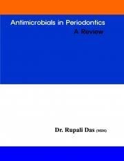 Antimicrobials in Periodontics (eBook)