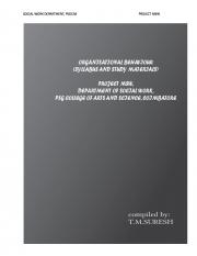 Organisational behavior  (eBook)