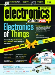 Electronics For You, January 2014 (eBook)