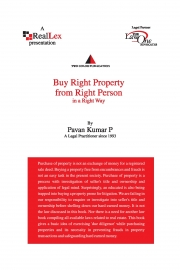 Buy Right Property from Right Person (eBook)