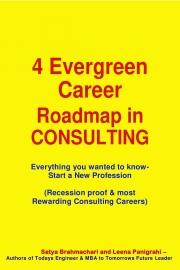 4 Evergreen Career Roadmap in CONSULTING (eBook)