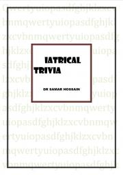 """DR SAMAR HOSSAIN'S """"IATRICAL TRIVIA"""" (eBook)"""