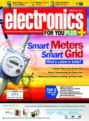 Electronics For You, February 2014 (eBook)