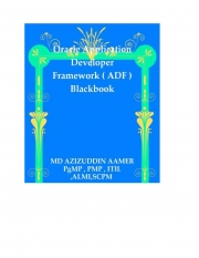 Oracle Application Development Framework ( ADF ) Blackbook (eBook)