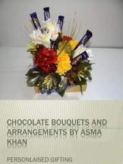 Chocolate bouquets and arrangements (eBook)