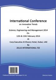 ICITSEM 2014 Proceedings (eBook)
