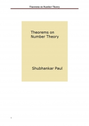 Theorems on Number Theory (eBook)