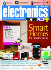 Electronics For You, April 2014 (eBook)