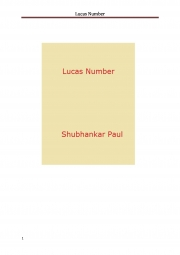 Lucas Number (eBook)