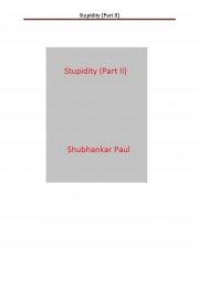 Stupidity (Part II) (eBook)