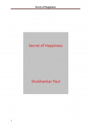 Secret of Happiness (eBook)