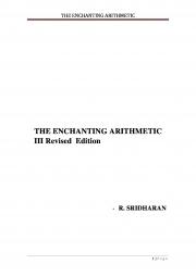 THE ENCHANTING ARITHMETIC (eBook)