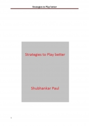 Strategies to Play better (eBook)