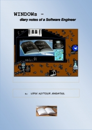 WINDOWs -  diary notes of a Software Engineer (eBook)