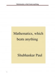 Mathematics, which beats anything (eBook)