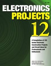 Electronics Projects Vol. 12 (eBook)