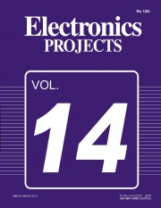Electronics Projects Vol. 14 (eBook)