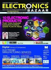Electronics Bazaar, August 2014 (eBook)