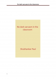 No dark sarcasm in the classroom (eBook)