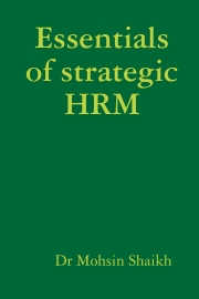 Essentials of Strategic HRM