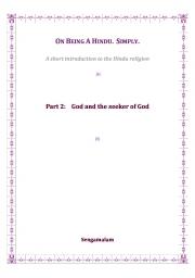 God and the Seeker of God (eBook)