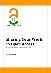 Sharing Your Work in Open Access (eBook)