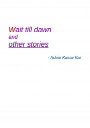 Wait till dawn and other stories (eBook)