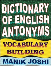 Dictionary of English Antonyms (eBook)