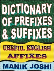 Dictionary of Prefixes and Suffixes (eBook)