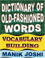Dictionary of Old-fashioned Words (eBook)