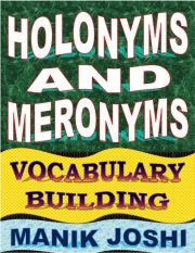 Holonyms and Meronyms (eBook)