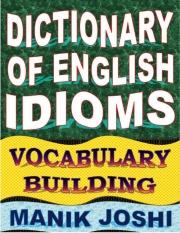 Dictionary of English Idioms (eBook)