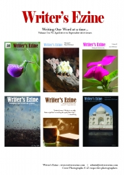 Writer's Ezine - Volume I to VI: April to September 2014 Issues