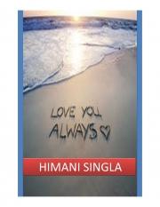 Love You Always (eBook)